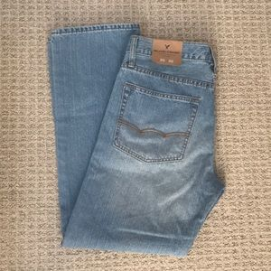American Eagle • NWT • Relaxed Straight • 30 x 30